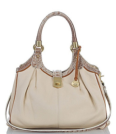 Brahmin Verano Collection Elisa Satchel