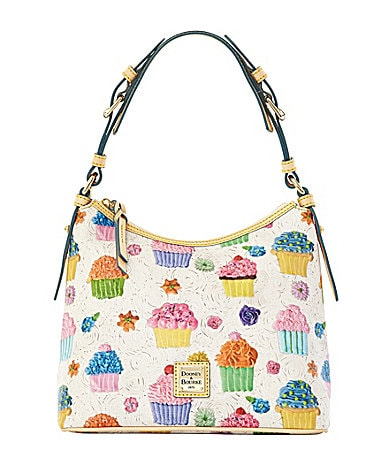 Dooney & Bourke Cupcake Collection Lucy Hobo Bag