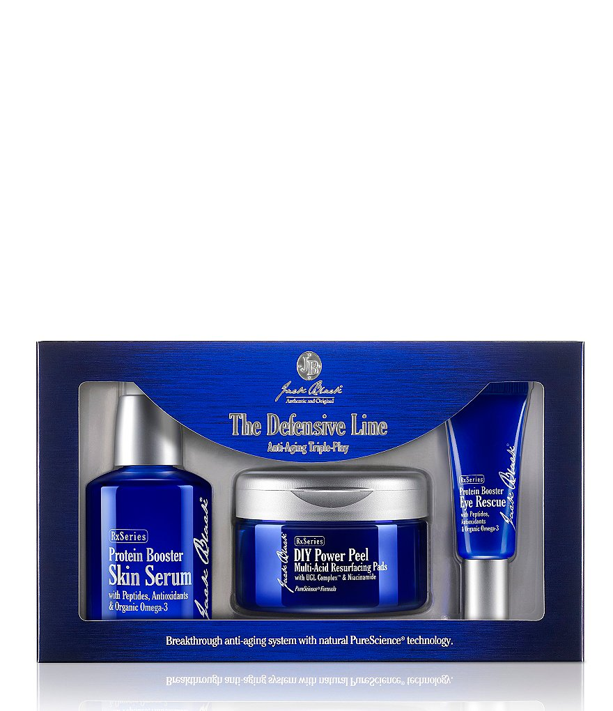 Jack Black The Defensive Line Anti-Aging Triple Play Set