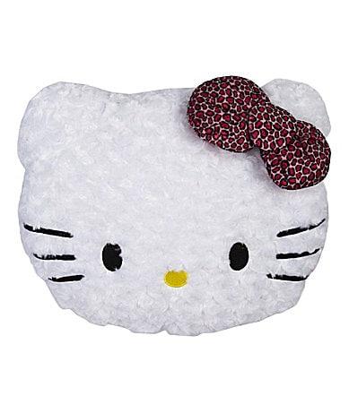 Hello Kitty Leopard Plush Pillow $ 11.99