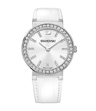 Swarovski Citra Sphere White Watch