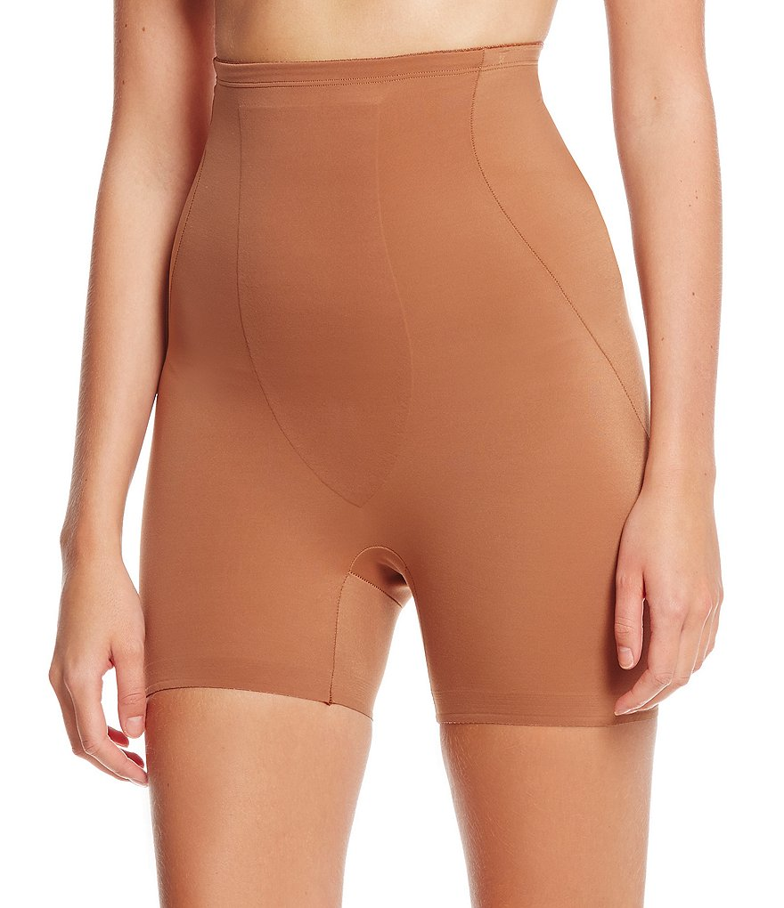TC Fine Shapewear Just Enough Hi-Waist Boy Leg Brief