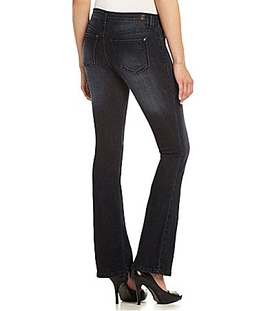Jessica Simpson Valley Girl Slim Bootcut Jeans
