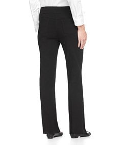 Westbound the PARK AVE fit Classic Bootcut Pull-On Pants