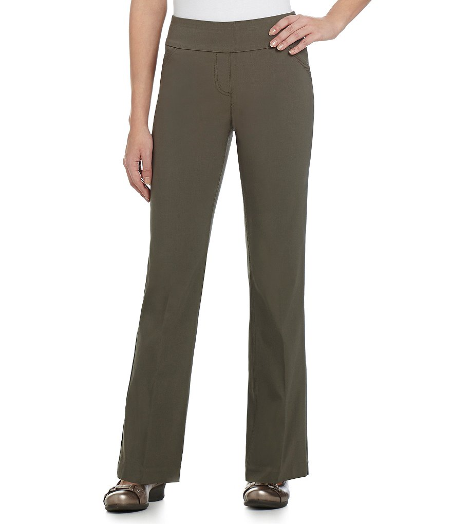 Westbound the PARK AVE fit Classic Pull-On Pants