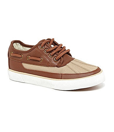 Polo Ralph Lauren Boys� Parkstone Low Casual Shoes