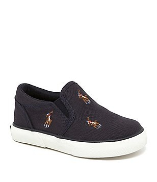 Polo Ralph Lauren Bal Harbour Boys´ Casual Slip-On Sneakers