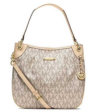 MICHAEL Michael Kors Signature Convertible Shoulder Bag
