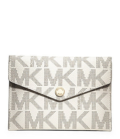 MICHAEL Michael Kors Signature Passport Case