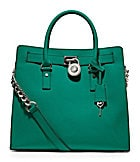 MICHAEL Michael Kors Large Hamilton North/South Leather Tote