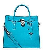 MICHAEL Michael Kors Large Hamilton North-South Leather Tote