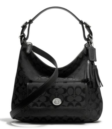 Legacy Courtenay Hobo Shoulder Bag In Signature Fabric 98