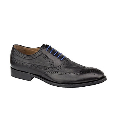 Johnston & Murphy Tyndall Wingtip Oxfords