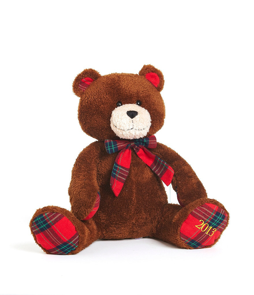 Dillard's Trimmings 2013 Annual Bear