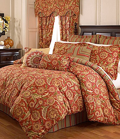 Waverly Grand Bazaar Bedding Collection