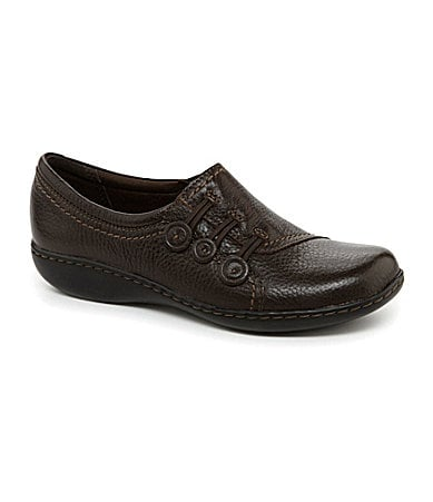 Clarks Ashland Effie Casual Loafers
