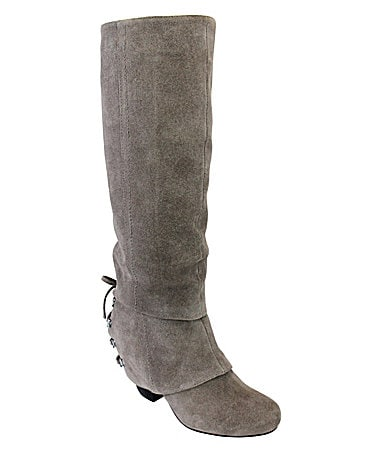 Naughty Monkey Fall Fever Slouch Boots