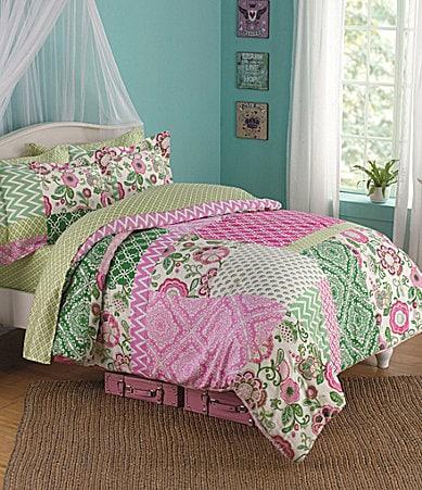 Floral Dresses Dillards Xl Twin Bedding