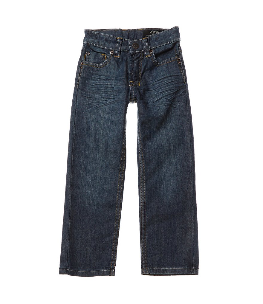 Buffalo David Bitton Little Boys 4-7 Driven Straight-Leg Denim Jeans
