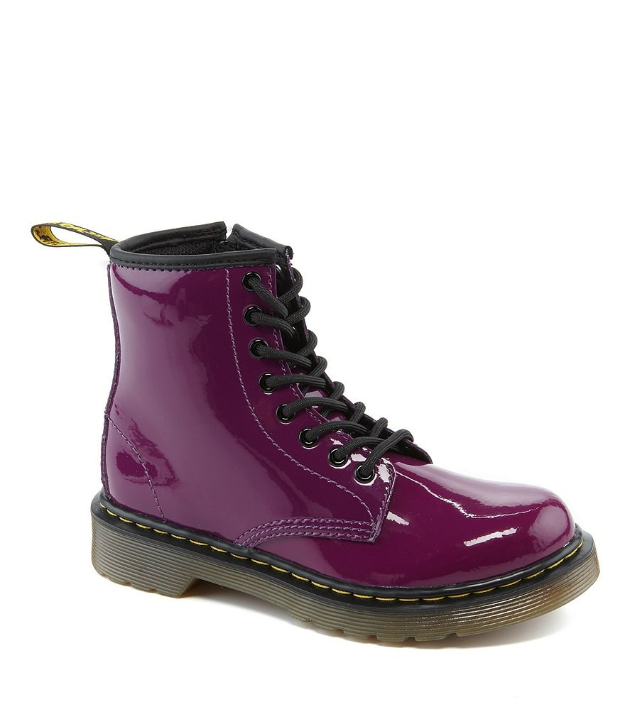 Dr. Martens Delaney Girls´ Casual Combat Boots