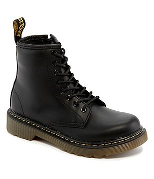 Dr. Martens Delaney Girls´ Combat Boots