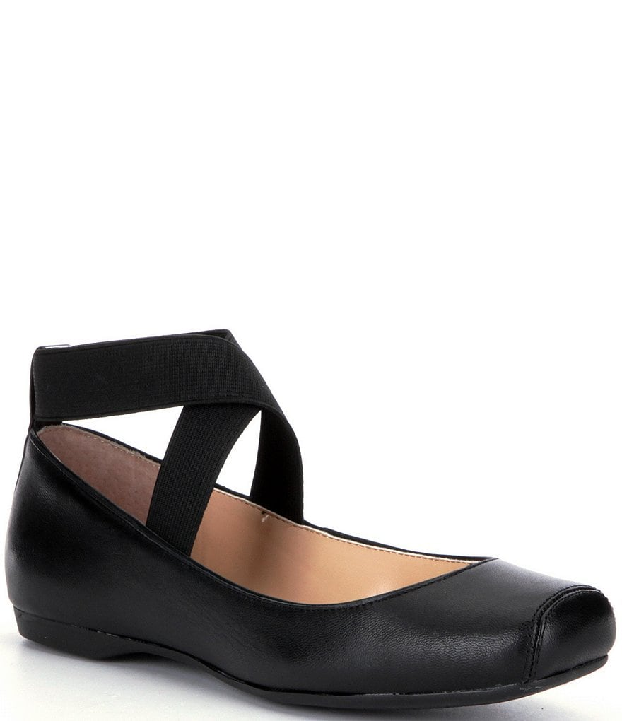 Ballet Shoes Leather Or Satin