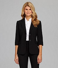 Antonio Melani Colette Pleat-Cuff Jacket
