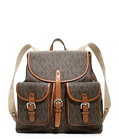 MICHAEL Michael Kors Signature Backpack