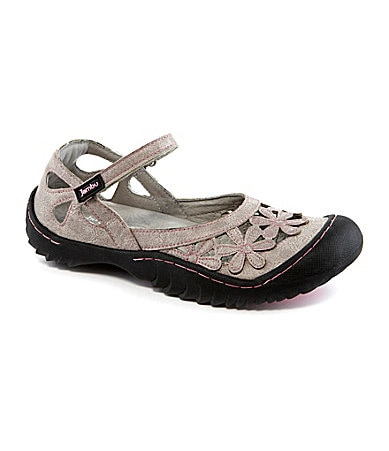 Jambu Blossom Mary Jane Sandals