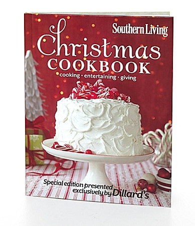 2013 Southern Living Christmas Cookbook