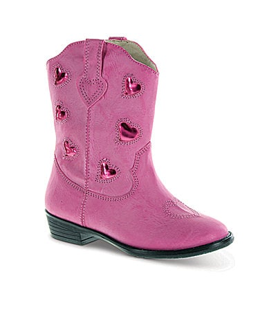 Jessica Simpson Girls� Kendelle Western Boots