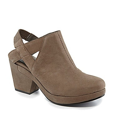 Eileen Fisher Grip Platform Clogs