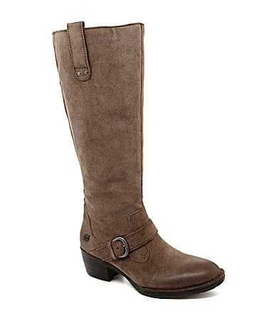 Born Marques Wide-Calf Boots