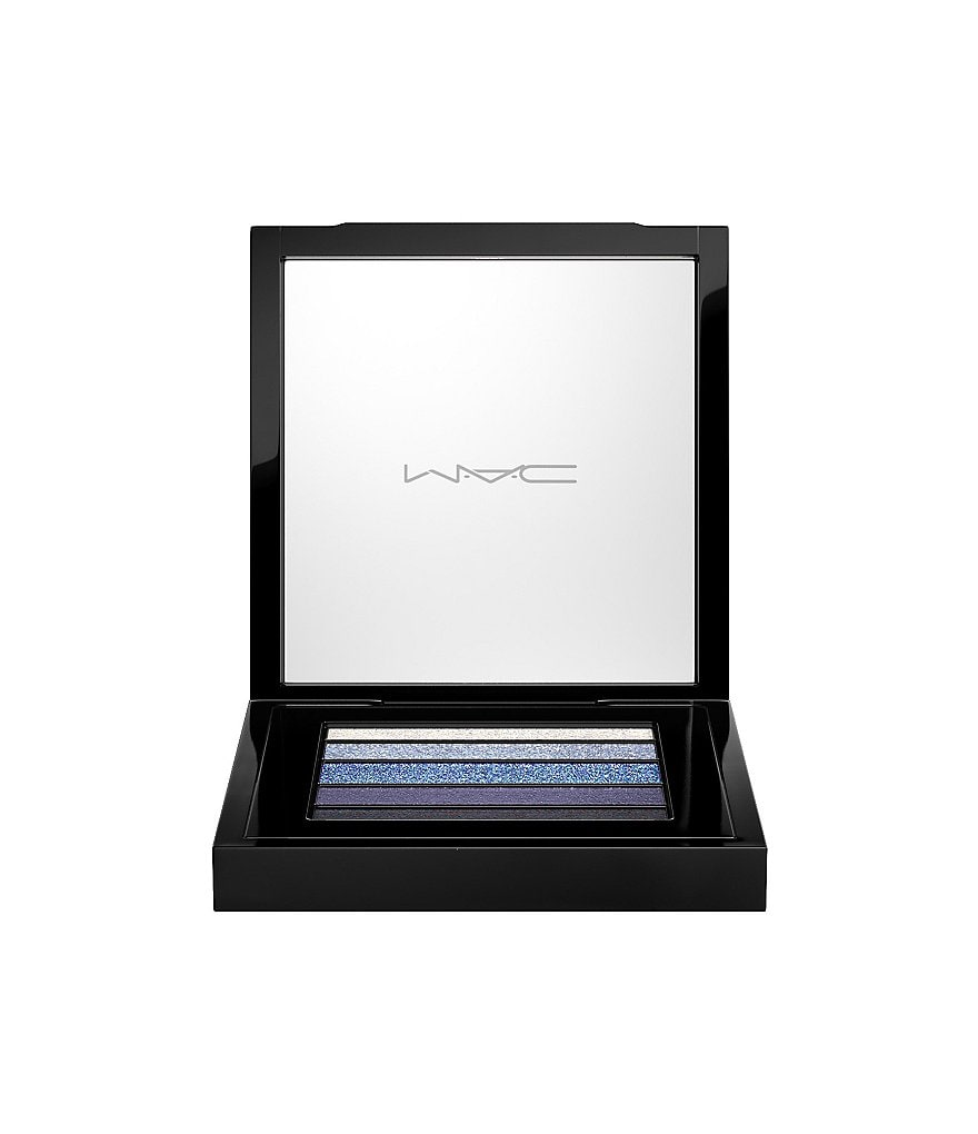 MAC Veluxe Pearlfusion Shadow: Blueluxe