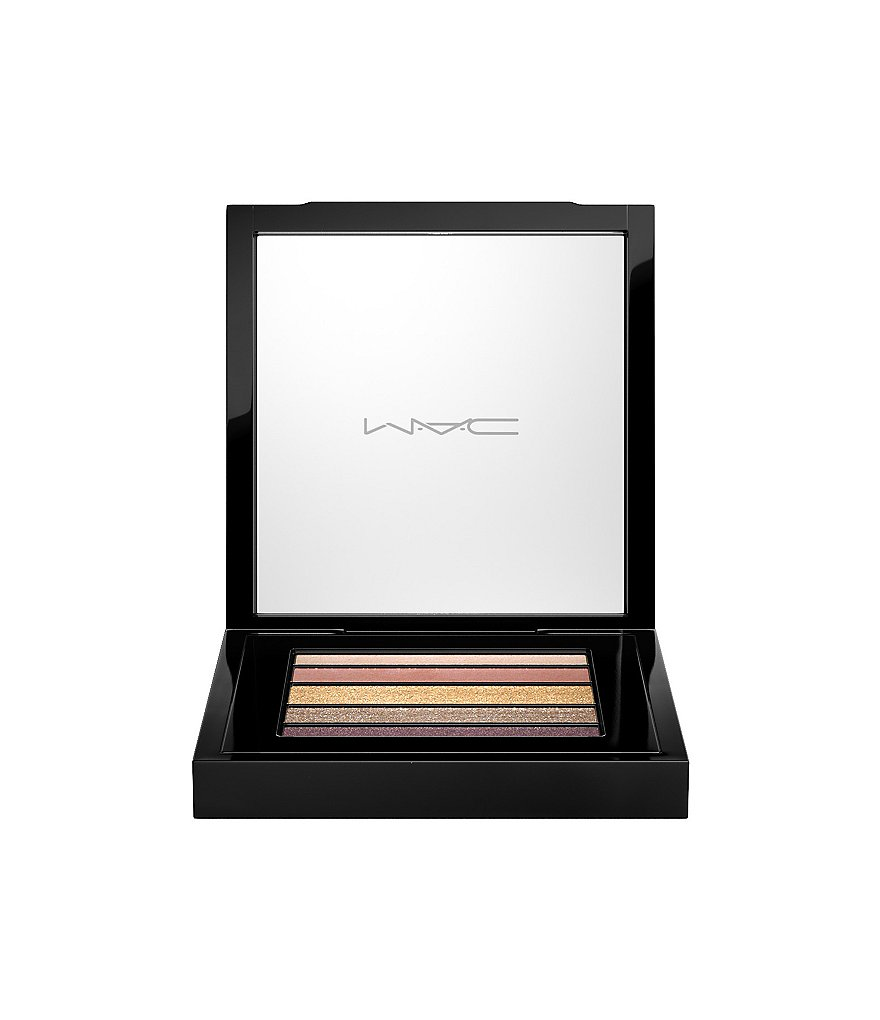 MAC Veluxe Pearlfusion Shadow Palette: Brownluxe