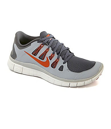 Nike Men�s Free 5.0 Barefoot Cushioning Running Shoes