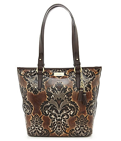 Brahmin Fresco Collection Asher Tote