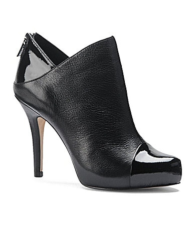 Isola Cherie Cap-Toe Booties