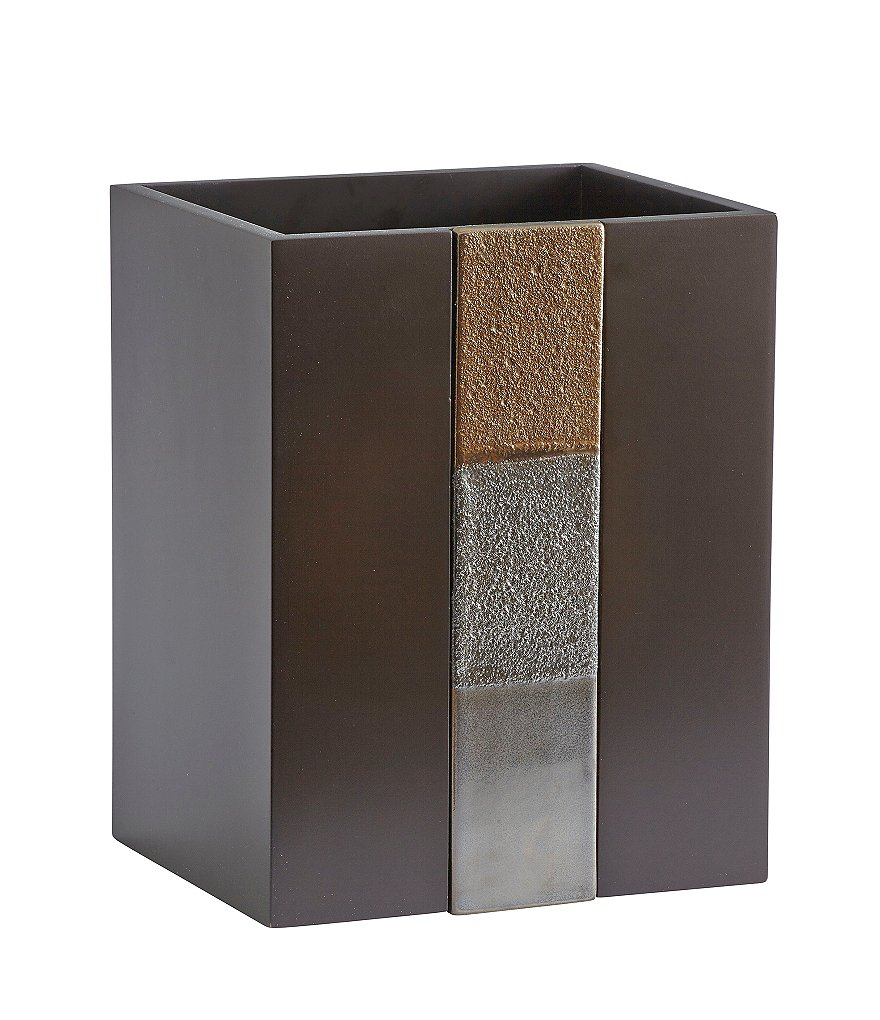 Croscill Tribeca Wastebasket