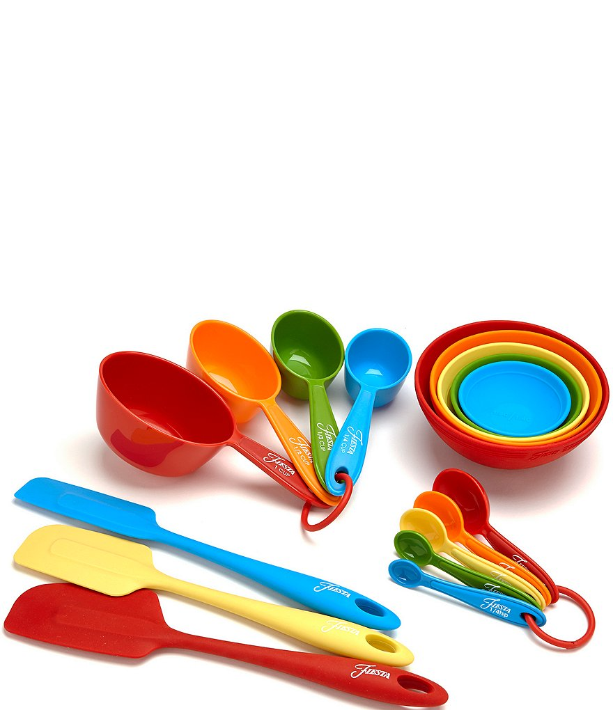 Fiesta 17-Piece Bake Set