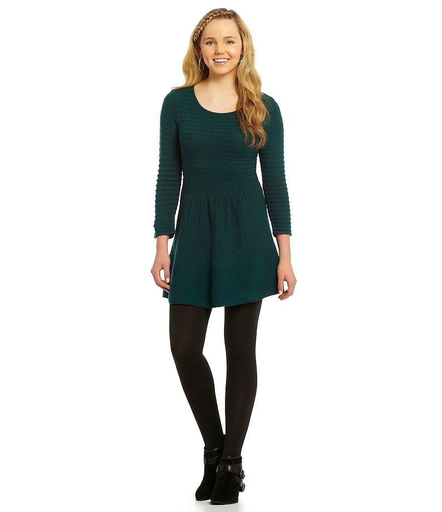 Jessica Simpson Grivola Sweater Dress