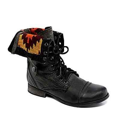 shop all steve madden steve madden chevie combat boots print wanelo    Steve Madden Combat Boots Men