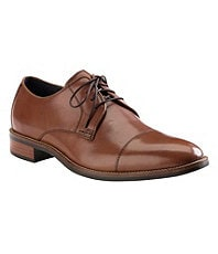 Cole Haan Men�s Lenox Hill Cap-Toe Oxfords