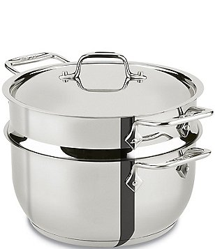 All-Clad 5-Quart Steamer with Lid