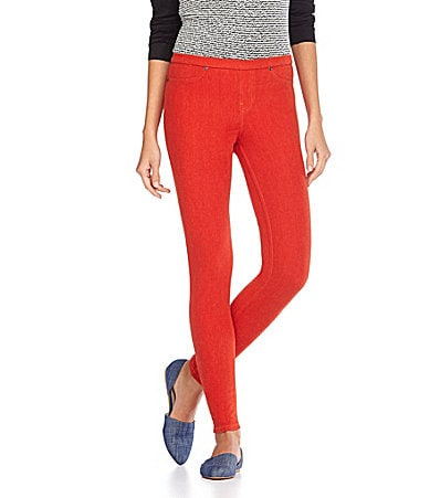 HUE Brushed Jeans Leggings