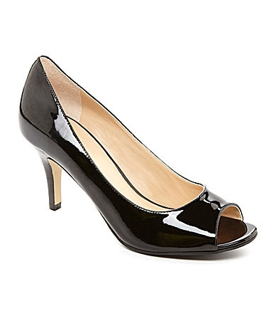 Cole Haan Air Lainey Open-Toe Pumps