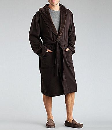 4b5a3be133 Ugg Brunswick Robe Review