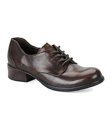 Born Mott Casual Oxfords