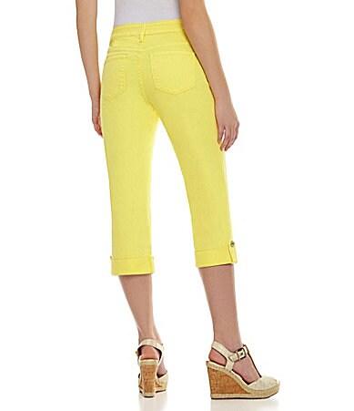 NYDJ Petites Lyris Crop Jeans