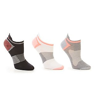 ASICS Women´s Quick Lyte Low-Cut Ankle Tab Socks